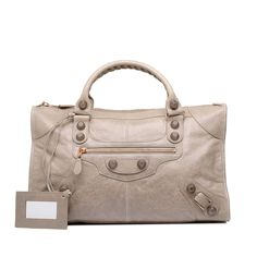 Balenciaga - my all time favorite bag. That I will never own.