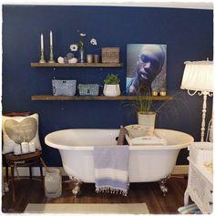 "mein Lillys Living: Bad in ""Royal blue"" von JdL"
