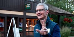 Apple CEO Tim Cook: Augmented reality is bigger than virtual reality - Business Insider
