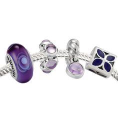 Pandora Purple Power Set