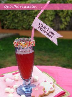 Pink coctel