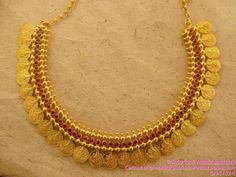 gold jewelry latest design per gold jewellery online malabar save gold and jewelry exchange near me among indian gold jewellery online australia Noir Jewelry, Gold Jewellery Design, Schmuck Design, Indian Jewelry, Kerala Jewellery, Temple Jewellery, Ethnic Jewelry, Necklace Designs, Wedding Jewelry