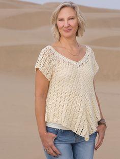 ANNIE'S SIGNATURE DESIGN: Serein Tee Crochet Pattern. Order here: https://www.anniescatalog.com/detail.html?prod_id=135604&cat_id=669