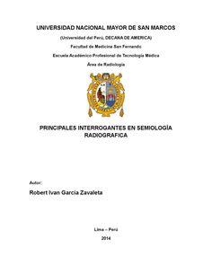 Interesante documento del 2014 sobre semiología radiológica