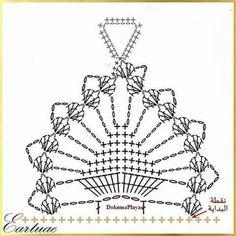Barefoot crochet diagram                                                                                                                                                                                 Mais