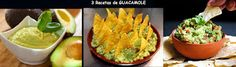 Blog de palma2mex : Guacamole mexicano, 3 recetas