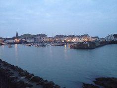 #Ilfracombe #Harbour at #Dusk #NDevon #NorthDevon #North_Devon #sea #boat #IlfracombeHarbour #Devon