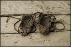 Latvia, folk-dance shoes