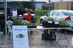 Fenelon Falls Farmers' Market -- Friday Afternoons from 2 pm to 7 pm.  May 24th into October.  Photo Credit : Baddow Road Photography, 2013.