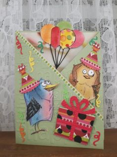Jamie's Birthday by BLN - Cards and Paper Crafts at Splitcoaststampers