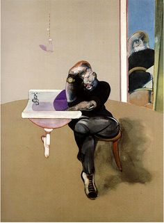 Francis Bacon (1928-1992), Self Portrait, 1973.