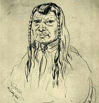 Old Chief Joseph,Nez Perce