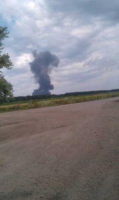Video Pesawat MH17