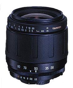 Tamron AF 28-80mm f/3.5-5.6 Aspherical Lens for Canon Digital SLR Cameras