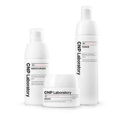 KOREAN CNP Laboratory Hydro Intensive Set - Skin barrier enhance & Deep moisture #CNPLaboratory