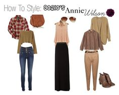 HTS: 90210's Annie Wilson by the-style-steal on Polyvore featuring polyvore, moda, style, Michael Kors, Toast, Woolrich, Zara, Lipsy, AX Paris, Warehouse, Rut&Circle, fashion, clothing, preppy, 90210, HowToWear, Howtostyle and anniewilson