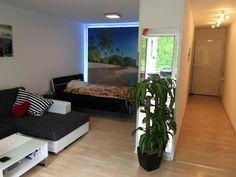 Sonnig & Möbliert - Wohnen auf Zeit - TOP Lage Uniklinik - Balkon - 1-Zimmer-Wohnung in Tübingen-Innenstadt
