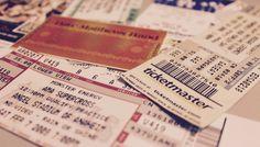 20 DIY Ticket Stub Arts & Crafts Ideas
