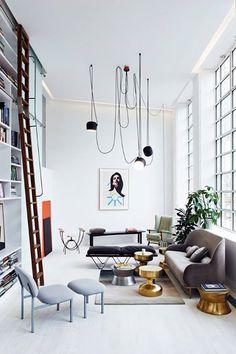 Impressive living room !