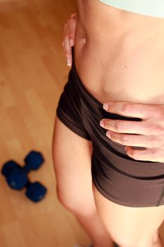 The Key to Awesome Abs?  A Strong Core! #skinnyms #abs #workouts