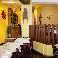 Anahuacalli - Restaurant mexicain - Paris 5