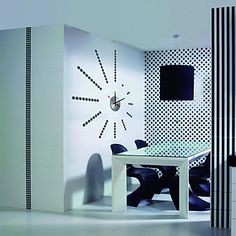 DIY Wall Sticker Clock (0752-10A022) – US$ 19.98