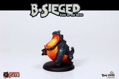 B-Sieged: Sons of the Abyss by CoolMiniOrNot — Kickstarter