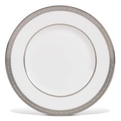 """Vera Wang Wedgwood """"Vera Lace"""" Accent Plate"""