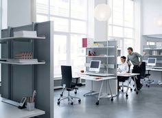Minimalist Office Layout Pictures