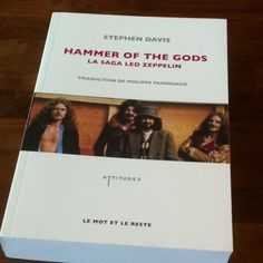 Lecture en cours: Led Zep, Hammer of the Gods