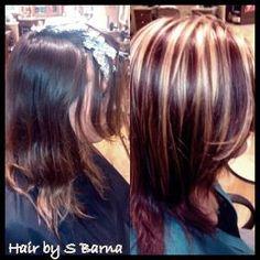 Hair by barna..