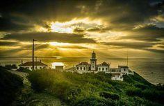 O Palhetas na Foz: Visite o farol do Cabo Mondego
