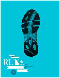 Run. Make this graphic.