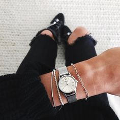 Make a statement with a La Vedette timepiece from CLUSE.