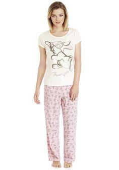 Disney Thumper Pyjama Set Tesco £13