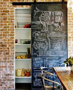 3_Thistlewoodfarms_sliding-door-chalkboard More