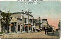 Main Street, Bar Harbor, ca. 1912