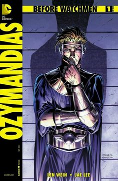 Watchmen - Ozymandias by Jim Lee