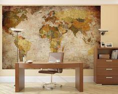 paredes con fotomurales - Buscar con Google