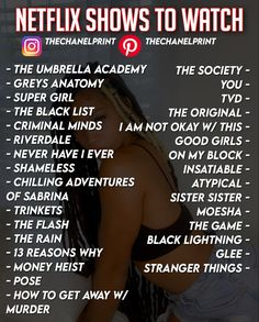 Netflix Movie List, Netflix Shows To Watch, Movie To Watch List, Good Movies To Watch, Netflix Series, Just Breathe Yoga, Netflix Suggestions, What To Do When Bored, Glow Up Tips