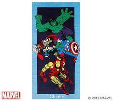 Marvel™ Beach Towel #pbkids