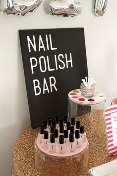 how to make own nail polish line