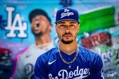 Baseball Guys, Baseball Uniforms, Dodgers Baseball, Baseball Cards, Dodgers Nation, Dodgers Fan, Baseball Wallpaper, Mookie Betts, Mlb Teams