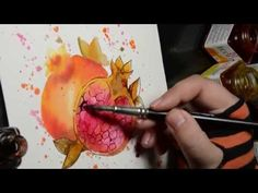 82d5abc6f 26 best Ecoline Ink images in 2016 | Watercolor art, Water colors ...