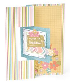 Another great find on #zulily! Stephanie Barnard Card & Square Flip-Its Framelits Dies #zulilyfinds