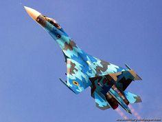 Su-27 Flanker            O