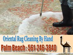 Oriental Rug Cleaning in Boca Raton: Your Rugs Deserve the Best!  There are many rug cleaning companies which would guarantee that your rug will be restored to its original condition.