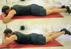 20 exercices pour se muscler le corps : Dos : les extensions lombaires - Linternaute.com Sport