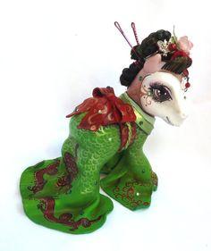 My little pony custom japanese Oyuky by AmbarJulieta on DeviantArt