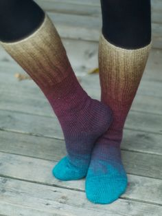 Sexy Yarn: Gypsy Girl Creations, Transitions, in Mountain Home : Socks by Stephanie Pearl-Mcphee
